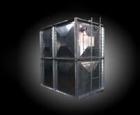 湖南镀锌钢板水箱