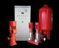 宁夏消防增压供水设备